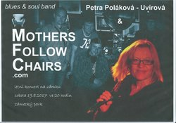 Letní koncert - Mothers Follow Chairs